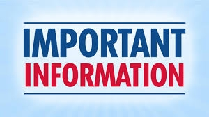 ATTENTION – NO EVENTS HAPPENING IN THE COMMUNITY CENTER TILL FURTH NOTICE DUE TO COVID-19 VIRUS